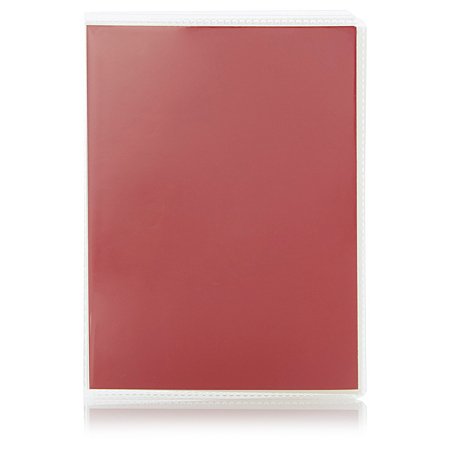 george home set of two red photo albums frames albums. Black Bedroom Furniture Sets. Home Design Ideas