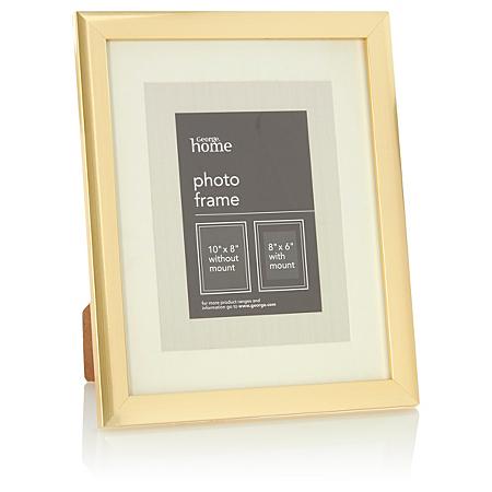 george home photo frame 8 x 6 inch frames albums. Black Bedroom Furniture Sets. Home Design Ideas