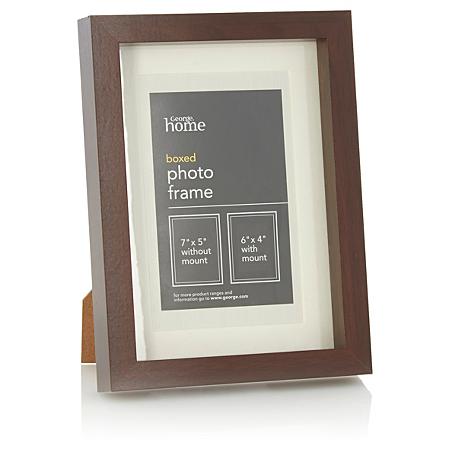 george home boxed frame 6 x 4 inch frames albums. Black Bedroom Furniture Sets. Home Design Ideas