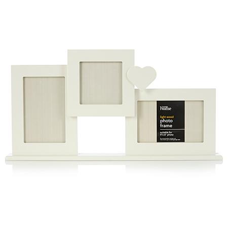 george home wooden aperture photo frame frames albums. Black Bedroom Furniture Sets. Home Design Ideas