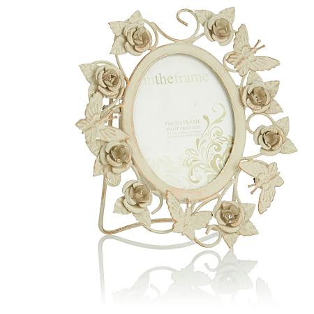 george home floral photo frame frames albums asda direct. Black Bedroom Furniture Sets. Home Design Ideas
