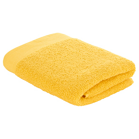 george home small mustard towel towels bath mats. Black Bedroom Furniture Sets. Home Design Ideas
