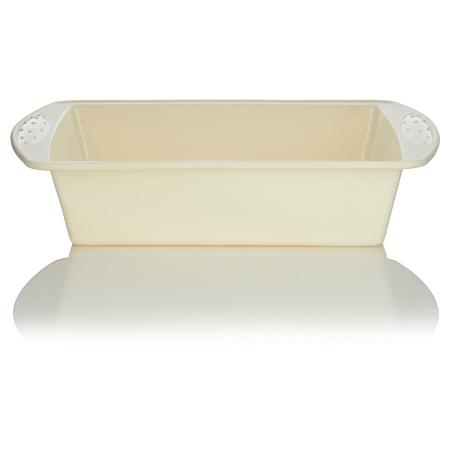 george home silicone square cake pan cream baking asda. Black Bedroom Furniture Sets. Home Design Ideas