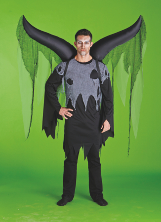 Asda Fallen Angel Inflatable Wings