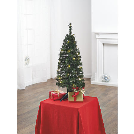 3ft green tree view all christmas asda direct. Black Bedroom Furniture Sets. Home Design Ideas