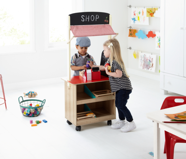 George Home Wooden Cherry Shop & Cafe | Kids