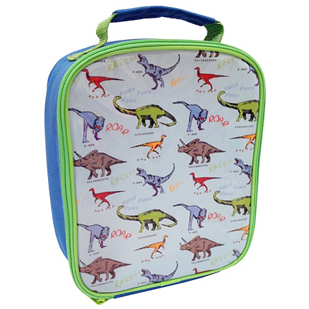 dinosaur lunch bag. Black Bedroom Furniture Sets. Home Design Ideas