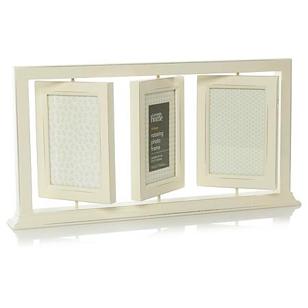 george home multi aperture twirl photo frame frames. Black Bedroom Furniture Sets. Home Design Ideas