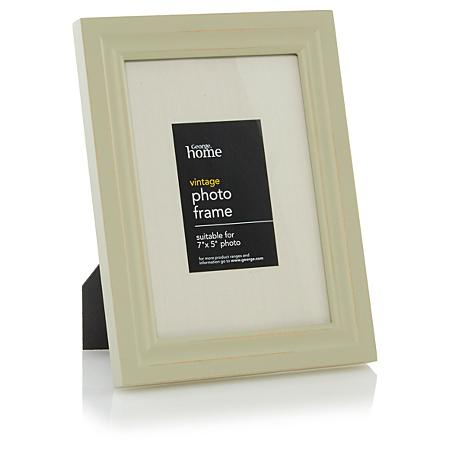 george home vintage photo frame 7 x 5 inch frames. Black Bedroom Furniture Sets. Home Design Ideas