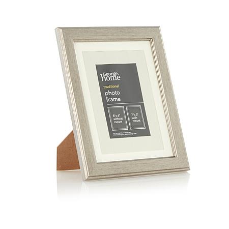 george home traditional photo frame 7 x 5 inch frames. Black Bedroom Furniture Sets. Home Design Ideas