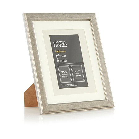 george home traditional photo frame 8 x 6 inch frames. Black Bedroom Furniture Sets. Home Design Ideas