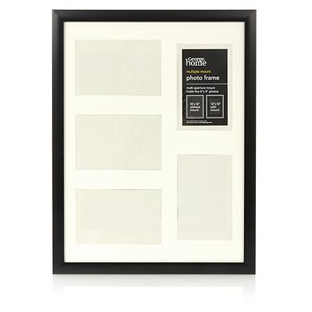 george home contemporary multiple mount photo frame multi. Black Bedroom Furniture Sets. Home Design Ideas