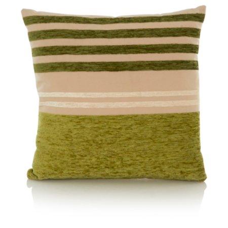 Chenille Stripe Cushion 40x40cm