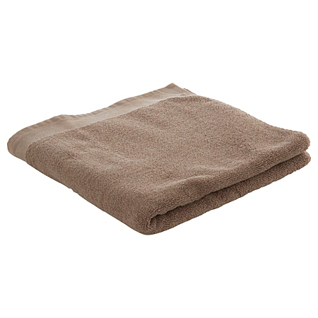 george home natural brown bath towel towels bath mats. Black Bedroom Furniture Sets. Home Design Ideas
