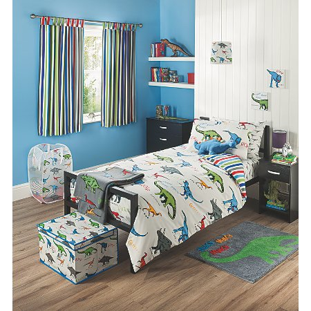 George Home Dinosaurs Bedroom Range Single Beds George At Asda