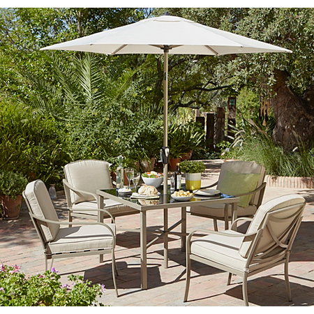 Gallery in addition Fire Pit Kit Pool Traditional With Blue Outdoor Umbrella Drape Umbrellas additionally B00CL8H28M together with Outdoor Dining Rooms additionally 275493702175441186. on alfresco garden furniture