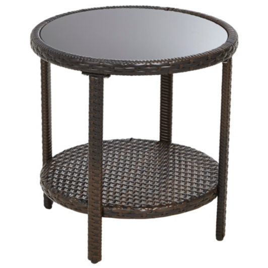 Garden Furniture Jakarta asda garden coffee table - coffee addicts