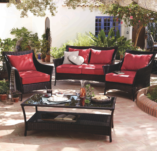 Garden Furniture Jakarta outdoor furniture sale - neo 3 piece bistro set was £79 now £39.50