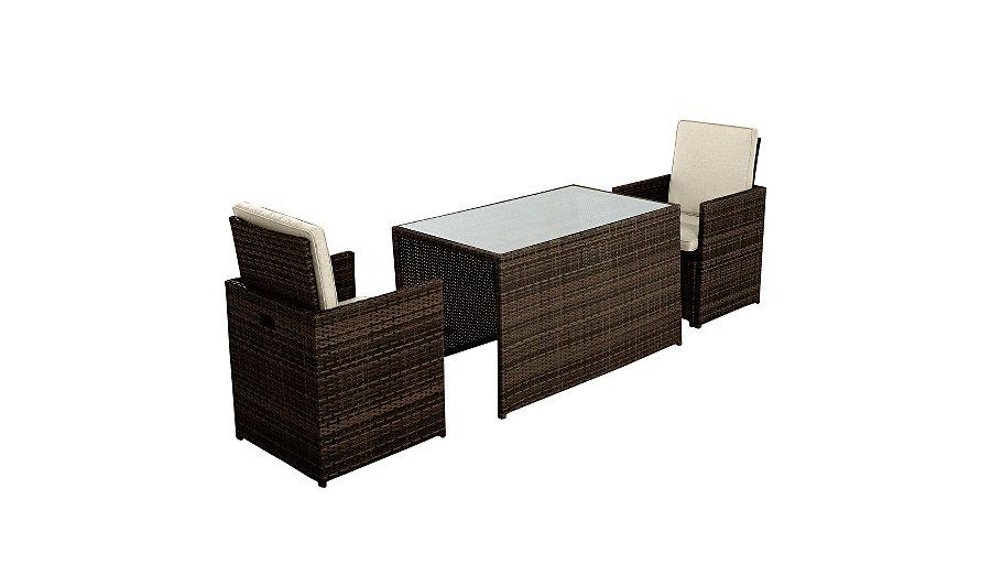 Bistro Garden Furniture Asda