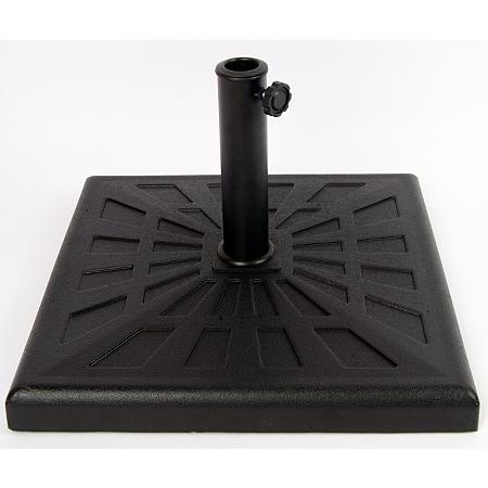 19kg parasol base garden furniture asda direct. Black Bedroom Furniture Sets. Home Design Ideas