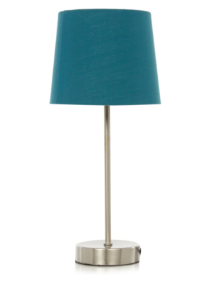 George Home Stick Touch Lamp - Teal