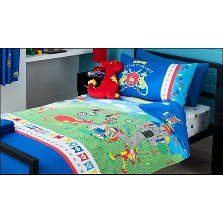 George Home Knights Bedroom Range Baby Bedding George At Asda