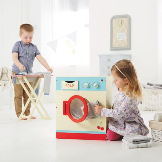 george washing machine
