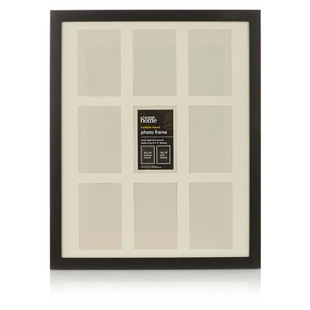 george home contemporary multiple mount photo frame. Black Bedroom Furniture Sets. Home Design Ideas