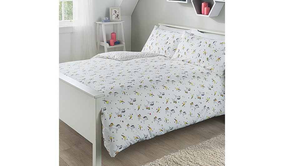New York Bedding Set Asda