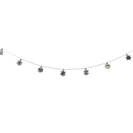 George Home Mercury Star String Lights Lighting ASDA direct