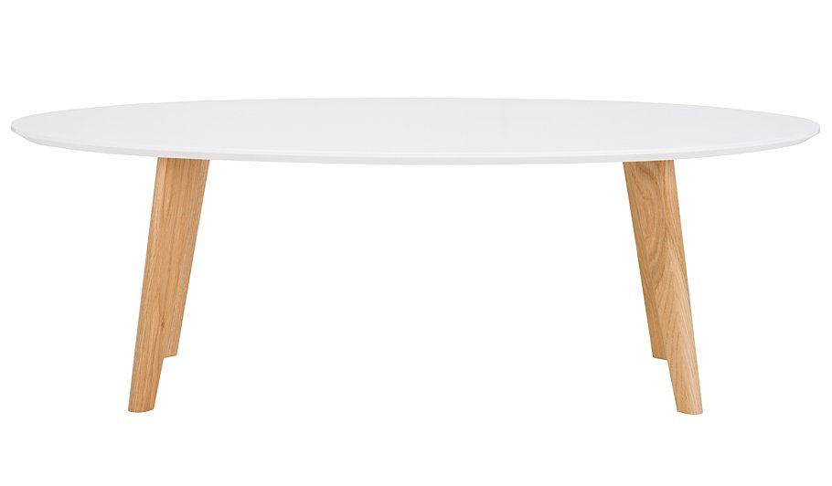 george home brooklyn coffee table oak and white home. Black Bedroom Furniture Sets. Home Design Ideas
