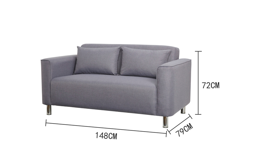 George Home Vernon Compact Sofa In Various Colours Home