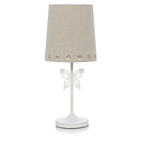 george home metal butterfly base table lamp lighting. Black Bedroom Furniture Sets. Home Design Ideas
