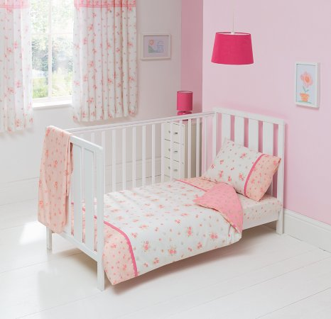 George Home Ditsy Floral DuvetSet