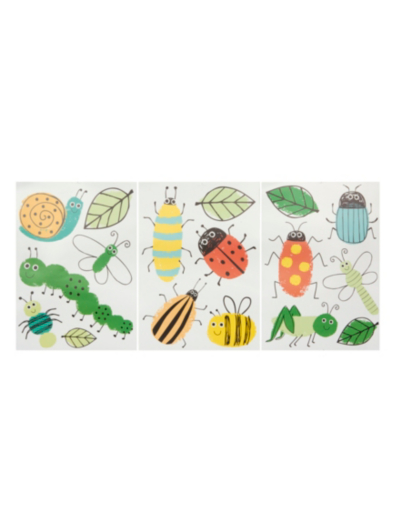 george home bugs wall stickers bedroom accessories