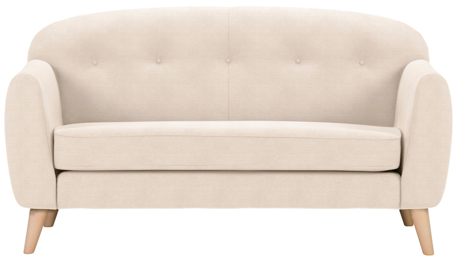 George Home Connor Medium Sofa In Soft Linear Home