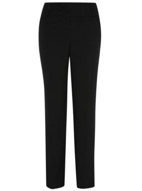 Girls School Basic Trousers - Black