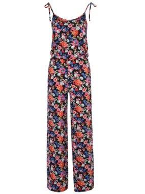 G21 Floral Jumpsuit