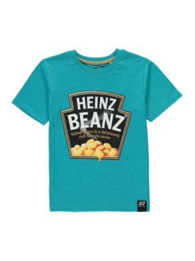 Heinz Baked Beans Top