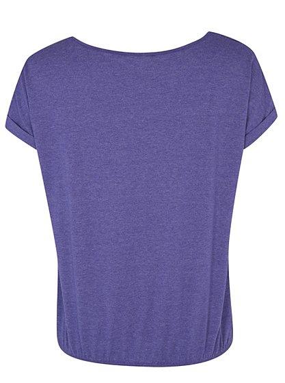 Bubble Hem T-shirt | Women | George at ASDA