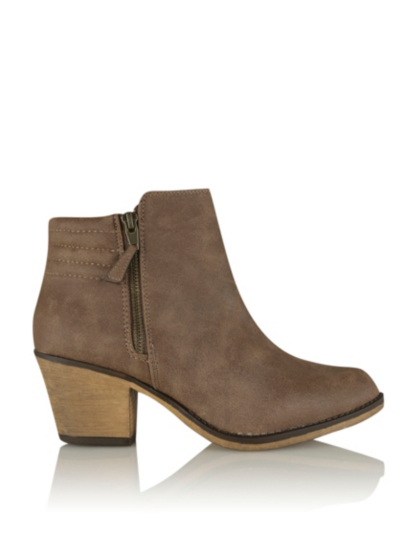 block heel boots george at asda