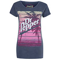 Dr Pepper T Shirt Women George At Asda