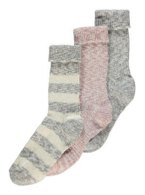 3 Pack Thermal Socks