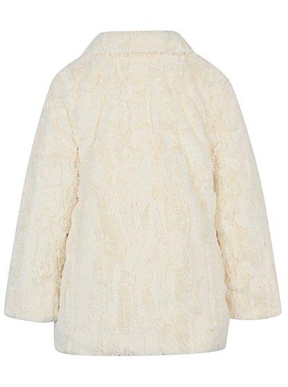 Faux Fur Coat | Girls | George at ASDA