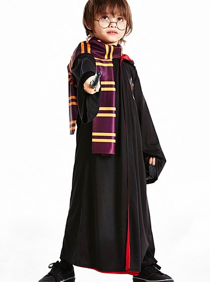 harry potter fancy dress costume kids george at asda. Black Bedroom Furniture Sets. Home Design Ideas
