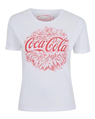 Coca-Cola T-shirt | Women | George at ASDA