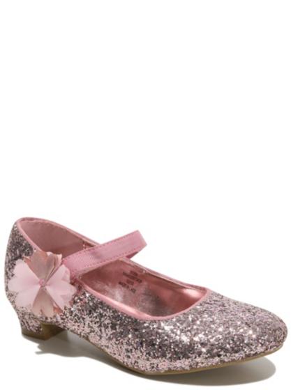 mid heel glitter shoes george at asda
