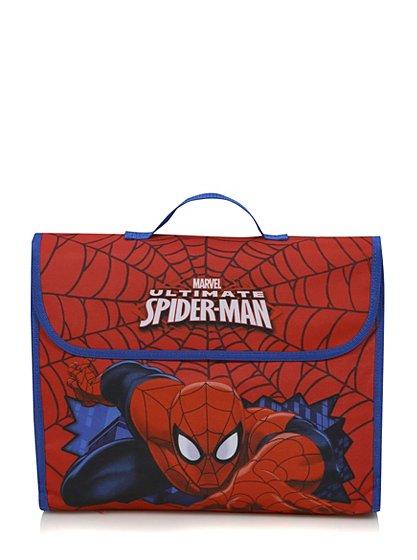 marvel ultimate spider man book bag school george at asda. Black Bedroom Furniture Sets. Home Design Ideas