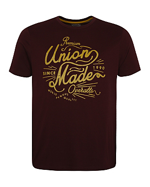 union made t shirt