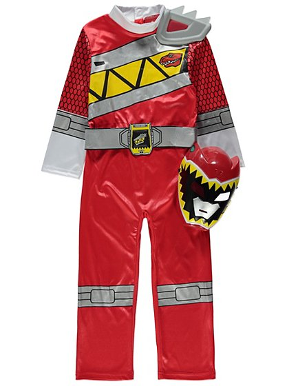 Power Rangers Dino Charge Fancy Dress Costume Kids